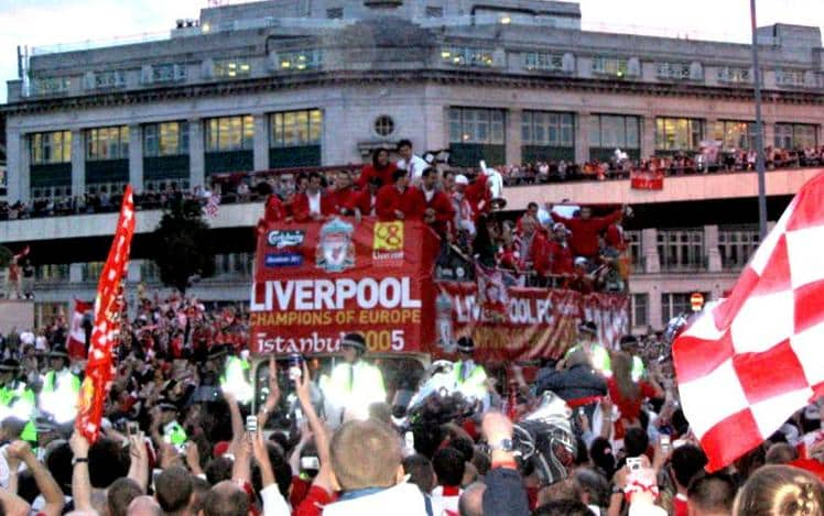 parade liverpool champions 2005