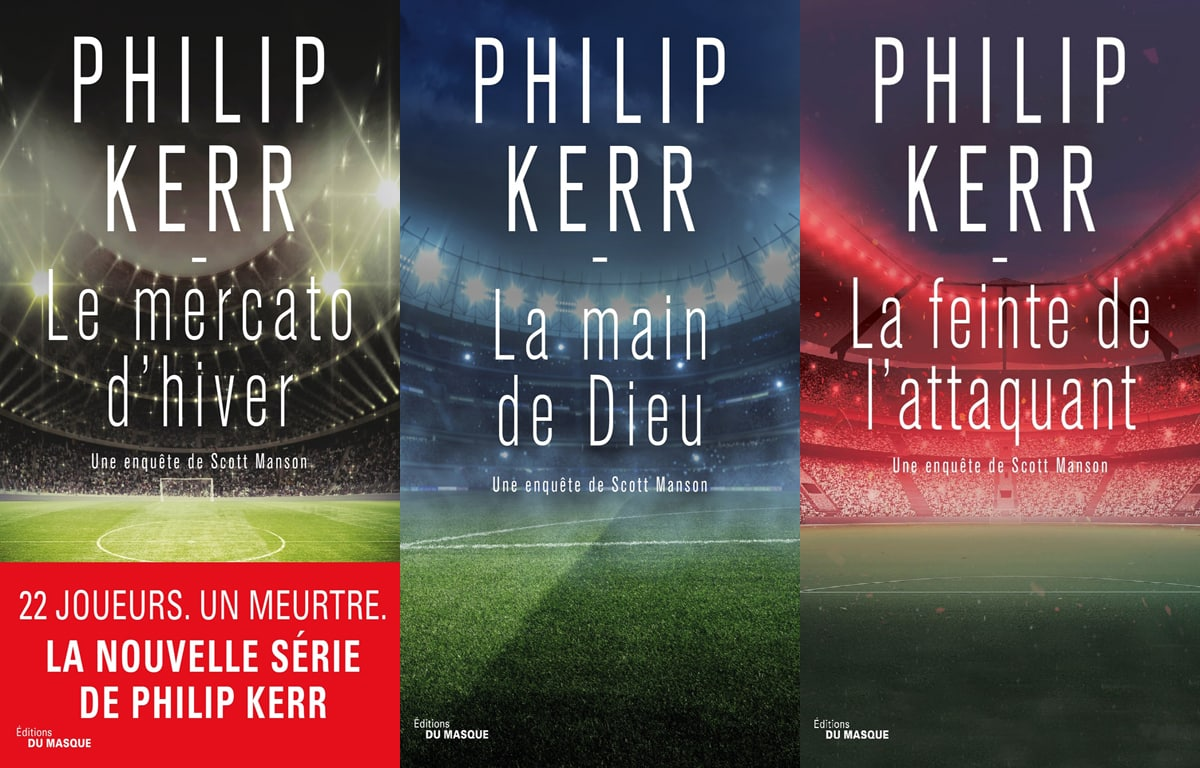 philip kerr trilogie foot